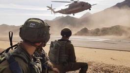 تل ابيب: لواء المظليين بالجيش الاسرائيلي جاهز للحرب المقبلة