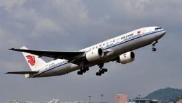 إلغاء الرحلات الجوية بين الصين وإسرائيل