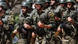 شرطةرام الله تقبض على أخطر تاجر مخدرات