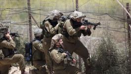الاحتلال يزعم استهدافه مسلحًا قرب السياج شمال قطاع غزة.jpg