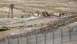خبراء إسرائيليون يشككون في جدوى الجدار العملاق حول غزة.jpg