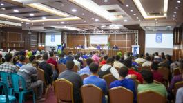 بالصو: انطلاق فعاليات ملتقى الإدارة المكتبية السادس بالكلية الجامعية