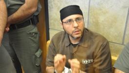 شاهد أحدث صورة للأسير القسامي عبد الله البرغوثي من داخل زنزانته