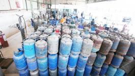 هيئة البترول بغزّة تُعلن تعويم أسعار اسطوانات