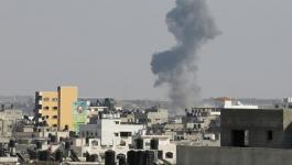 مدفعية الاحتلال تستهدف مرصدا للمقاومة شرق القطاع