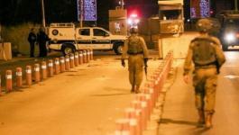 إطلاق نار صوب موقع لجيش الاحتلال قرب