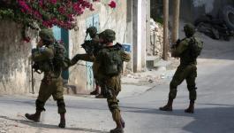 الاحتلال يهدد أهالي قريتي دير قديس وخربثا بني حارث بمزيد من الانتهاكات.jpg
