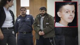 عائلة الشهيد أبو خضير ترفع دعوى تعويض ضد قتلة نجلها.jpeg