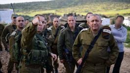 جنرال اسرائيلي يهاجم ايزنكوت بسبب تصريحاته حول غزة