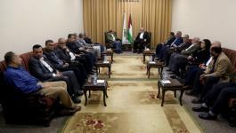 هنية يستقبل وفدًا من مؤسسات المجتمع المدني بغزة4.jpg