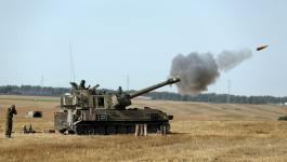آليات الاحتلال تُطلق النار صوب نقطة رصد تتبع المقاومة شرقي المغازي