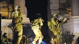 بالصور: نجاة قائد كتائب الأقصى بجنين من محاولة اغتيال إسرائيلية