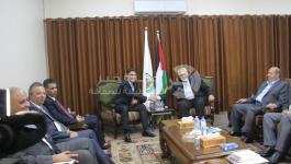 بالتفاصيل: حماس ترفض طلبين لوفد المخابرات المصرية بشأن مسيرات العودة