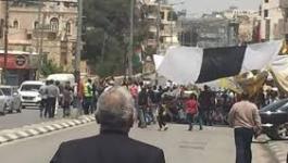 الاحتلال يقمع مسيرة تضامنية مع الأسرى في بيت لحم.jpg