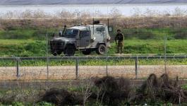 الاحتلال يعتقل شاباً بعد اجتيازه السياج الفاصل