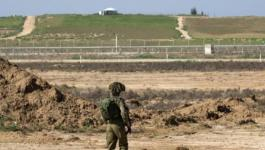 الاحتلال يصدر أمرًا بشأن عمل المزارعين على حدود غزة.jpg