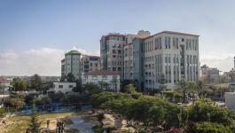 انطلاق الفصل الدراسي الصيفي بالكلية الجامعية بغزة