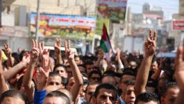 الجماهير الفلسطينية تستعد لجمعة الغضب نصرة للمسجد الأقصى