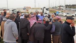 وقفة احتجاجية في النقب المحتل نصرة لقرية العراقيب
