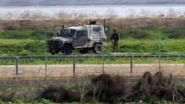 الاحتلال شرق غزة