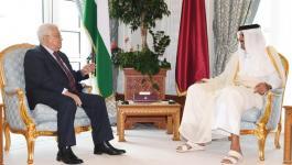 قطر تؤكد على شرعية الدولة الفلسطينية وتنفي ما نسب لها.jpg