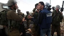 مطالبة بحماية للصحفيين ومحاسبة الاحتلال على جرائمه بحقهم.jpg
