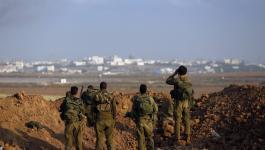 الاحتلال يعتقل مواطنا تسلل من شرق غزة