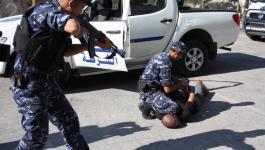 الشرطة تطلق حملة أمنية جنوب نابلس.jpg