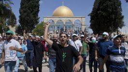 دعوات جماهيرية لشد الرحال إلى المسجد الأقصى الجمعة القادمة