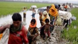 الأمم المتحدة توقعات بفرار 300 ألف من مسلمى الروهينجا بسبب العنف بميانمار.jpg