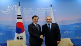 كوريا الجنوبية وروسيا