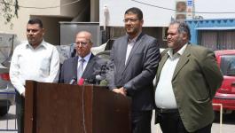 بالفيديو: الصحة ولجنة كسر الحصار تُحذران من انهيار القطاع الصحي بغزة
