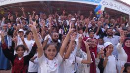 بالصور: مجلس الشباب بالمحافظة الوسطى يختتم مخيمات
