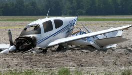 مصرع 3 أشخاص في تحطم طائرة أميركية