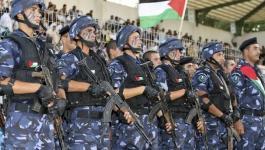 الشرطة الفلسطينية بغزة