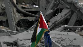 تسليم مذكرات لـ28 وزيرًا أوروبيًا تدعو لإنقاذ غزة.jpg