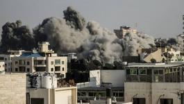استنكار تضرر قرية الفنون ودار الكتب الوطنية جراء القصف الإسرائيلي.jpg