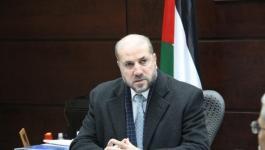 الهباش يُطالب بالتدخل لوقف الانتهاك الصارخ بحق الشعب الفلسطيني