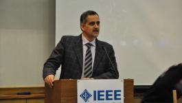 وزير الاتصالات وتكنولوجيا المعلومات علام موسى.JPG