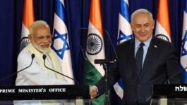 اسرائيل والهند
