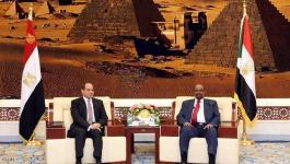 قمة مصرية سودانية في الخرطوم اليوم