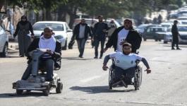 حشد تطالب بإنصاف ذوي الإعاقة في غزة.jpg