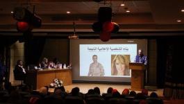 بالصور : المتحدث العسكري السابق للجيش المصري يشارك في ندوة إعلامية