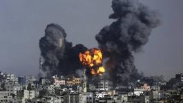 الاحتلال: الرد على الصواريخ سيتعدى قصف مواقع عسكرية في غزة