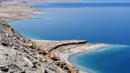البحر الميت.