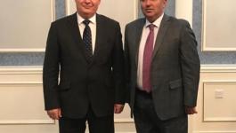 طاجكيستان تؤكد ثبات موقفها تجاه القضية