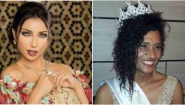 دنيا بطمة : تفتح النار على منتقدي ملكة جمال الجزائر خديجة بن حمو