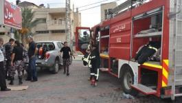 الدفاع المدني: تعاملنا مع 291 حادث إطفاء وإنقاذ خلال الأسبوع الماضي