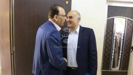 بالصور: هيئة المتقاعدين العسكريين تفتتح مقرها الجديد بغزة