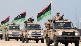 الجيش الليبي يتهم